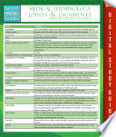 Medical Terminology Joints Ligaments Speedy Study Guides