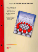 Loose Leaf Version for Chemistry: Atoms First