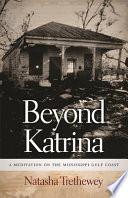 Book Beyond Katrina
