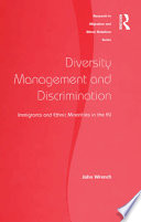Diversity Management and Discrimination