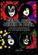 Gene  Ace  Peter   Paul