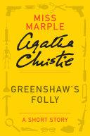 download ebook greenshaw\'s folly pdf epub