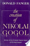 The Creation of Nikolai Gogol