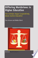 Differing Worldviews in Higher Education