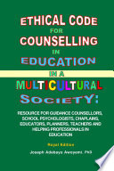 Ethical Code For Counselling In Education In A Multicultural Society