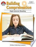 Building Comprehension   Grade 9