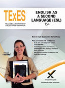 Texes English As a Second Language 2017