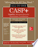 Casp Comptia Advanced Security Practitioner Certification All In One Exam Guide Second Edition Exam Cas 003