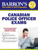 Barron s Canadian Police Officer Exams