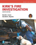 Kirk S Fire Investigation