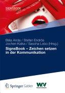 SignsBook - Zeichen setzen in der Kommunikation