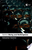 Sartre s  Being and Nothingness