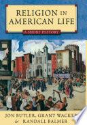 illustration du livre Religion in American Life