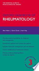 Oxford Handbook of Rheumatology
