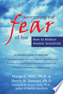 Book Overcoming the Fear of Fear