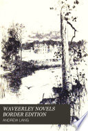 WAVEERLEY NOVELS BORDER EDITION  Book PDF
