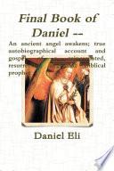 Final Book of Daniel  Condensed Version Paperback