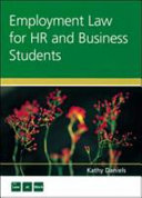 Employment Law for HR and Business Students