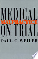 Medical Malpractice On Trial