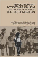 Revolutionary Intercommunalism   the Right of Nations to Self determination