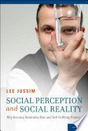 Social Perception and Social Reality