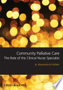 Community Palliative Care