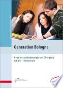 Generation Bologna