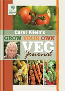 Rhs Grow Your Own Veg Journal
