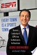 Every Town Is A Sports Town : is one of the most...