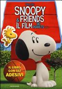 Il libro con gli adesivi  Snoopy   Friends