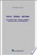 Fonti  teoria  metodo  Alla ricerca della   regola giuridica   nell epoca della postmodernit