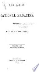 The Ladies National Magazine book