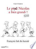 illustration François fait du karaté