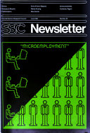 Ssrc Newsletter