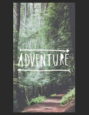 Large Notebook Adventure 200 Pages College Ruled 8 5 X 11 Inches 21 59 X 27 94 Cm