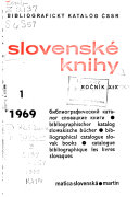 Slovenské knihy