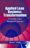Applied Lean Business Transformation Free download PDF and Read online