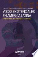 Voces Existenciales En Am Rica Latina
