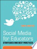 Social Media for Educators