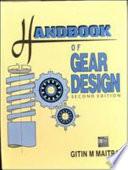 illustration Handbook of Gear Design