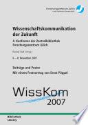WissKom 2007