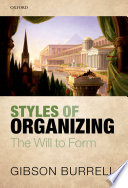 Styles of Organizing