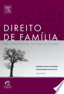 Direito De Família Em Perspectiva Interdisciplinar