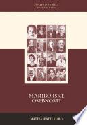 Mariborske osebnosti