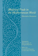 Medieval Trade in the Mediterranean World