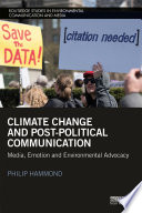 Climate Change and Post Political Communication