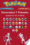 Pokemon Pokedex: Complete Generation 1