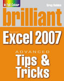 Brilliant Microsoft Excel 2007 Tips   Tricks
