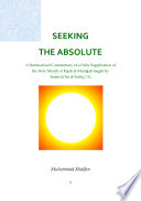 Seeking the Absolute
