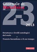 Giornale di metafisica (2013)